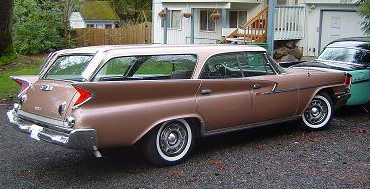 61 Newport Wagon